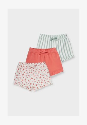 3 PACK - Shorts - cremewhite