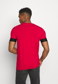 Glorious Gangsta - BARCO TEE - T-shirt con stampa - red/black - 2