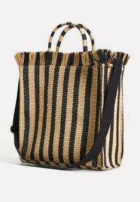OYSHO - TWO-TONE MULTIWAY SHOPPER 14220580 - Shopping bag - multi-coloured - 1