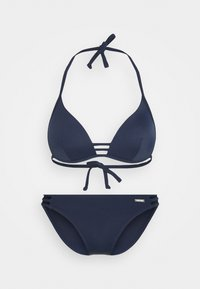 Bruno Banani - TRIANGEL SET - Bikini - navy - 5