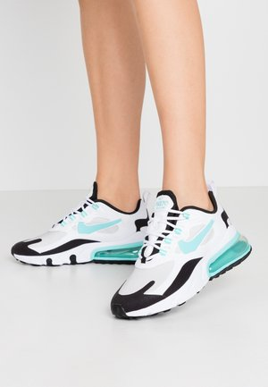 AIR MAX 270 REACT - Sneakers - photon dust/aurora green/white/black/pistachio frost