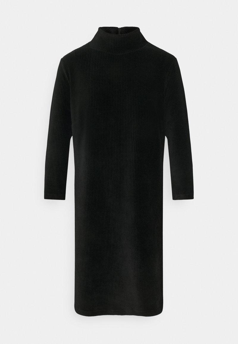 comma casual identity - KURZ - Day dress - black