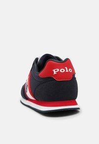 Polo Ralph Lauren - KELLAND UNISEX - Tenisky - navy/white/red - 4
