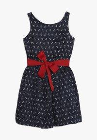 Polo Ralph Lauren - ANCHOR FIT DRESSES - Denní šaty - blue - 0