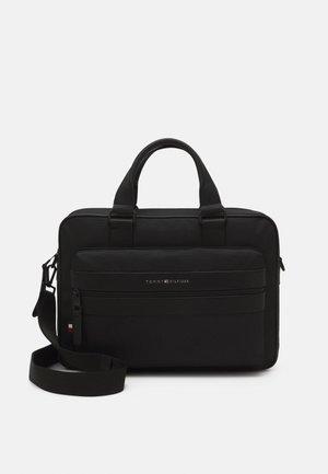 ELEVATED COMPUTER BAG - Laptop bag - black