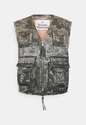 SAVAGE WAISTCOAT - Waistcoat - multi