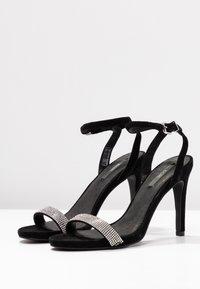 KIOMI - High heeled sandals - black - 4