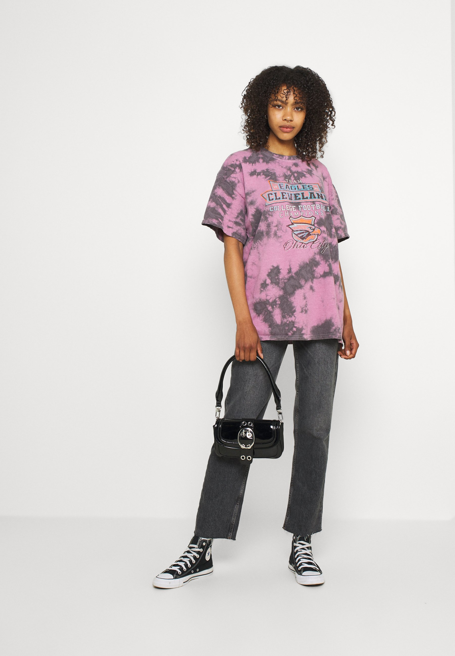 Damen EAGLES DAD TEE - T-Shirt print