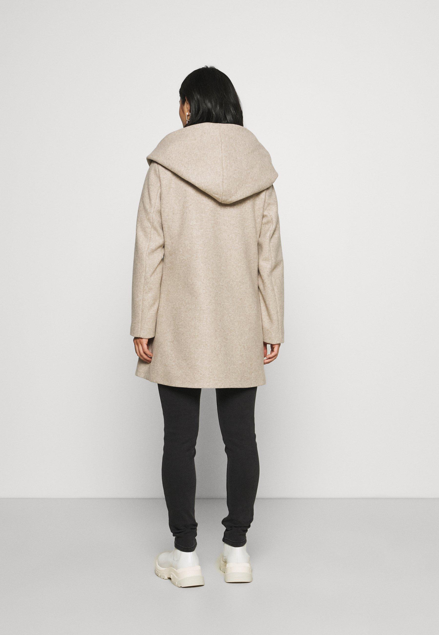 Women VICAMUA HIGH NECK COAT - Classic coat