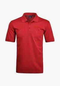 Ragman - Polo shirt - strawberry - 0