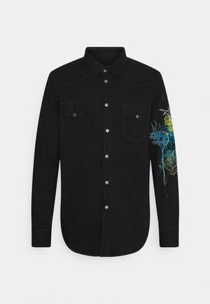 CAMICIA - Košile - black