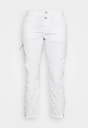 VALERINE PANT - Trousers - white