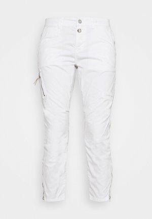 VALERINE PANT - Pantalon classique - white