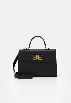 CHAIN TO HANDLE BAG - Borsa a mano - black