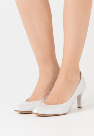 STARLIGHT - Tacones - light grey