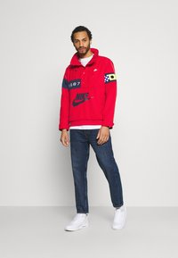Nike Sportswear - REISSUE WALLIWAW  - Vindjacka - university red - 1
