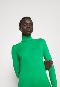 Lauren Ralph Lauren - TURTLE NECK - Neule - vivid emerald - 3