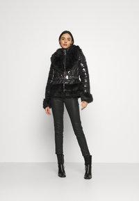 River Island - Winter jacket - black - 1