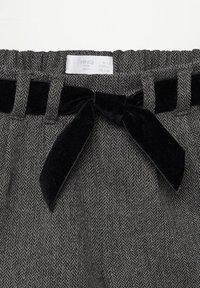 Mango - NIZA - Shorts - donkergrijs - 3