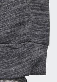 adidas Performance - Sweatshirt - dark grey heather/white - 8