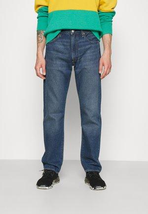551Z AUTHENTIC STRAIGHT - Straight leg jeans - dark blue denim