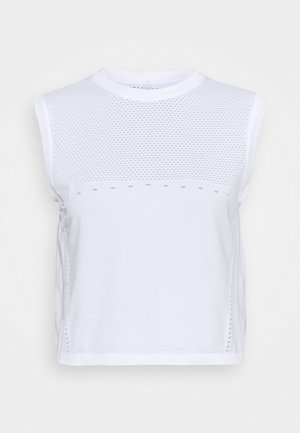 CRESTWAY TANK - Topper - white