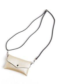 WE Fashion - Bum bag - gold - 1