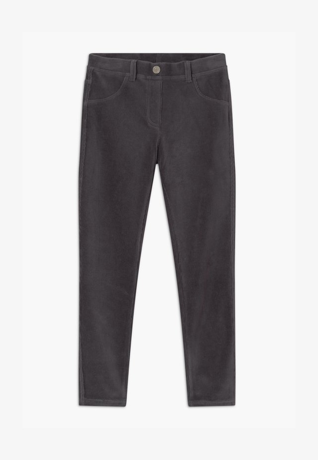 BASIC GIRL - Trousers - grey