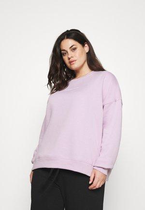 OVERSIZED - Sweatshirt - lilac