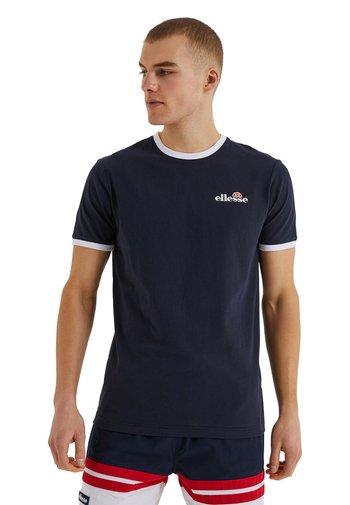MEDUNO - T-shirt imprimé - blau