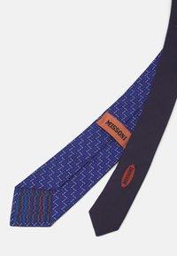 Missoni - Tie - blue - 2