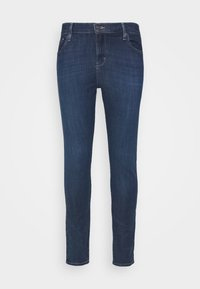 Levi's® Plus - 721 PL HI RISE SKINNY - Jeans Skinny Fit - dark-blue denim - 4