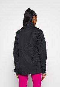 Nike Sportswear - Lett jakke - black/iron grey - 2
