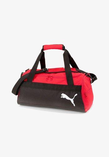 Holdall - puma red - puma black