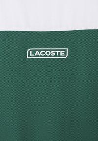 Lacoste Sport - TRACK SUIT - Trainingspak - bottle green/white/black - 9