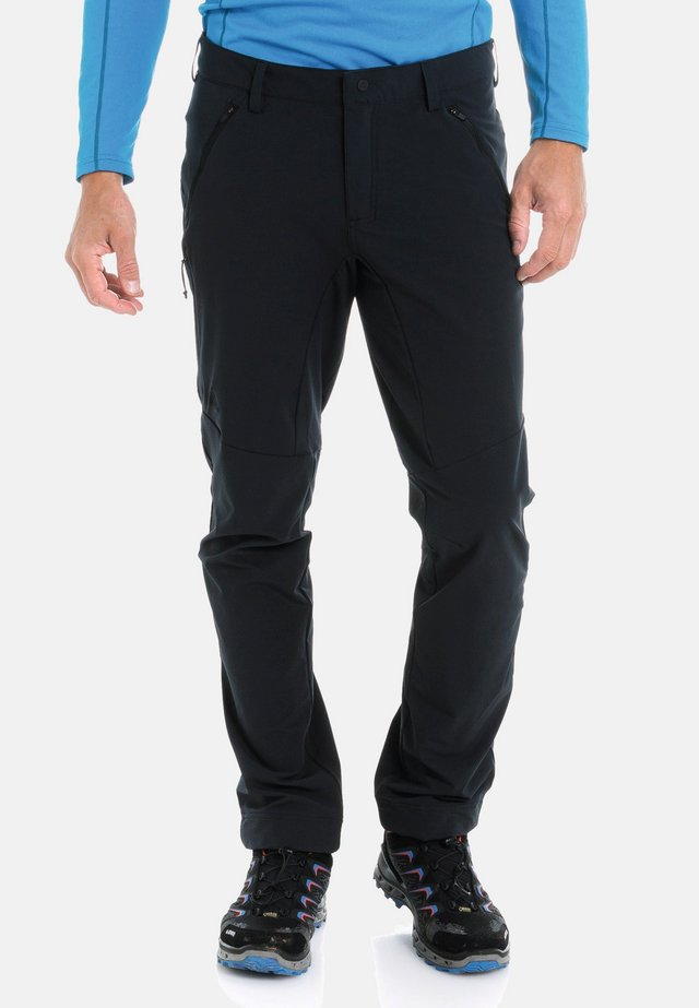TAIBUN  - Outdoor trousers - 9990 - schwarz