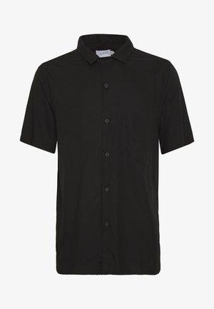 REVERE - Košile - black