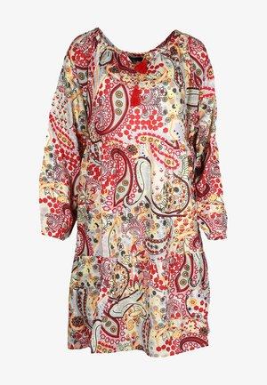 MONA - Day dress - rot