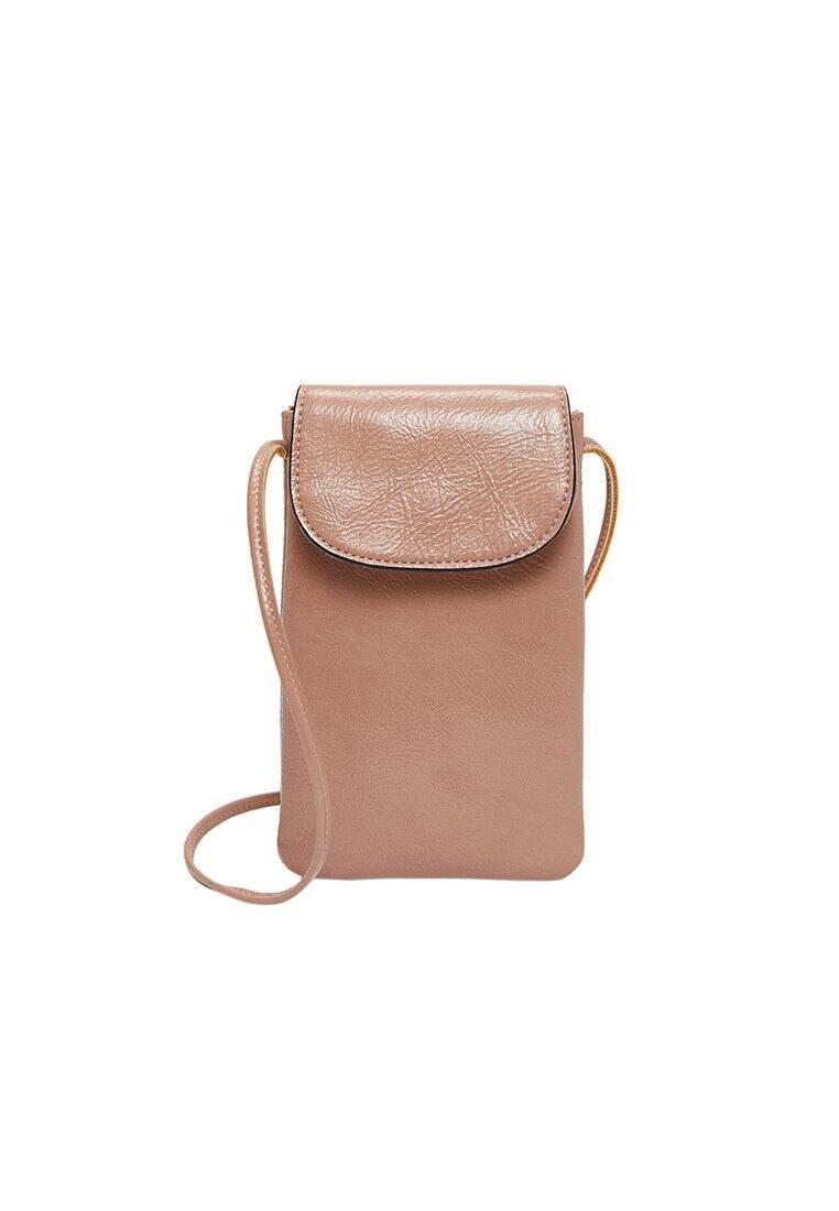 Stradivarius - SMARTPHONE-UMHÄNGETASCHE 00568001 - Across body bag - pink