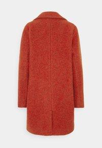 More & More - COAT - Classic coat - terracotta - 1