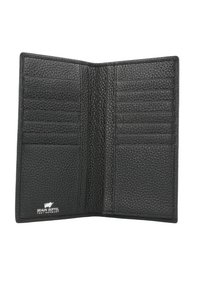 Braun Büffel - TURIN  - Business card holder - black - 4