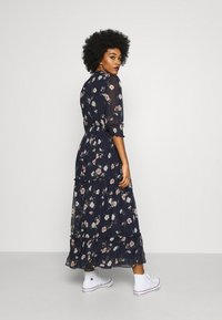 Vero Moda - VMTALLIE FLOUNCE  - Maxi dress - navy blazer - 2
