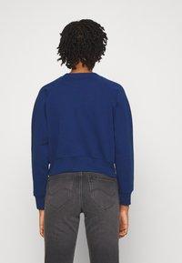 Lee - VINTAGE CROPPED  - Sweatshirt - washed blue - 2