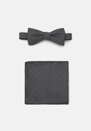 SLHANDREW TIE - Corbata - black