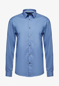 CELIO - MASANTAL SLIM FIT - Formal shirt - bleu gris - 4