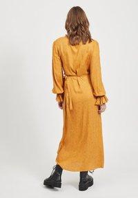 Object - Maxi dress - brown - 2