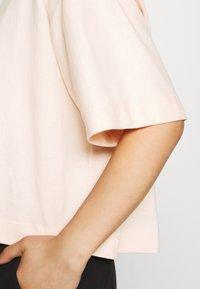 Topshop Petite - PANEL BOXY TEE - Basic T-shirt - pink - 5