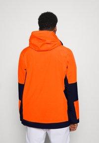DC Shoes - COMMAND  - Veste de snowboard - shocking_orange - 2