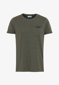 MARCUS - OTTAY  - T-shirts print - burnt olive - 3
