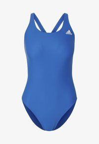 adidas Performance - ATHLY V SOLID SWIMSUIT - Swimsuit - blue - 5